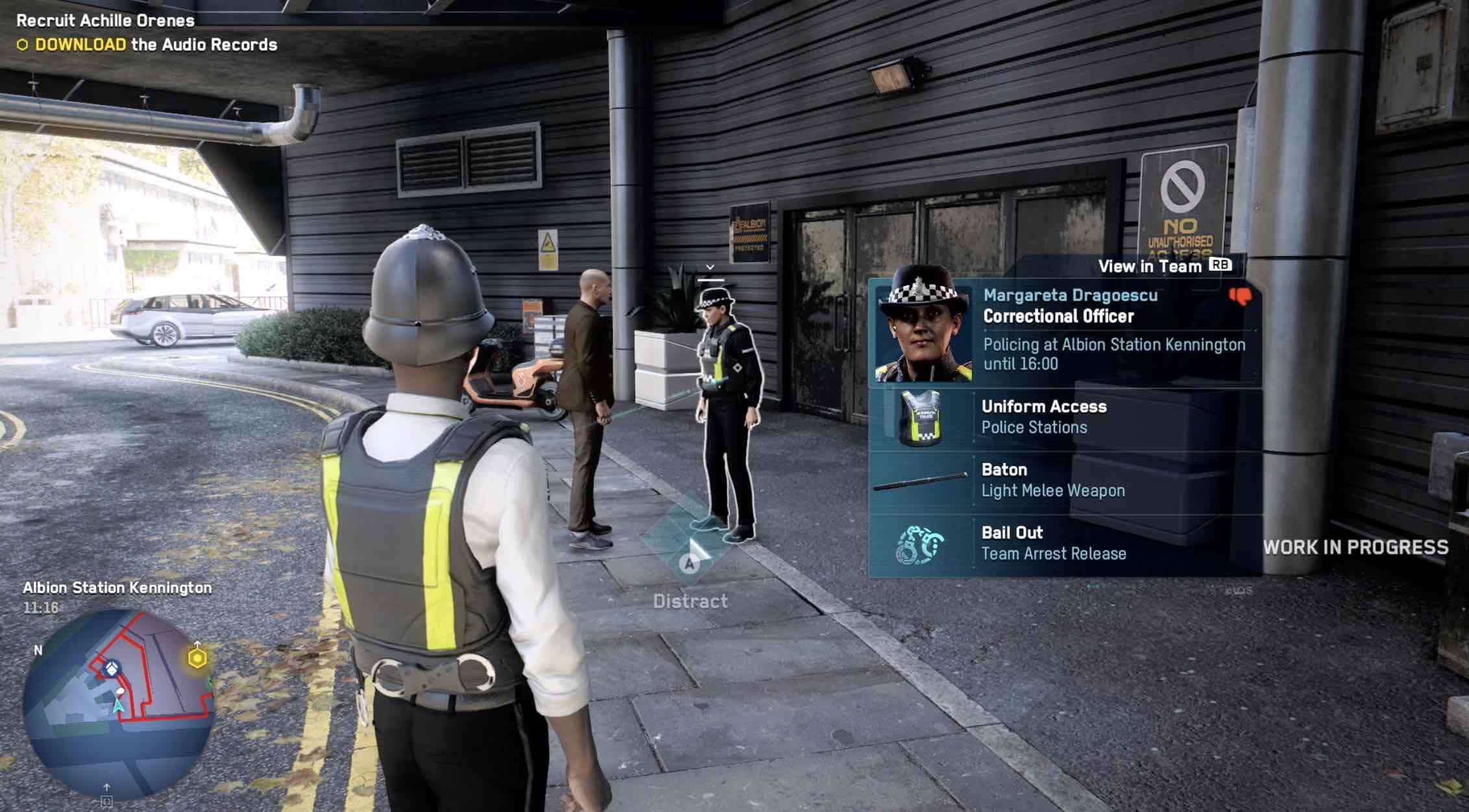 Watch Dogs Legion images have been leaked