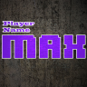 PlayerNameMax